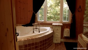 Bathroom at the Cottage